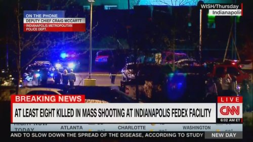 BREAKING: Indianapolis Shooting Suspect Identified