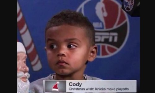 Who is Cody? The Young Knicks Fan Trending For His Bold Wish After the Team Clinched Its First Playoff Berth Since 2013