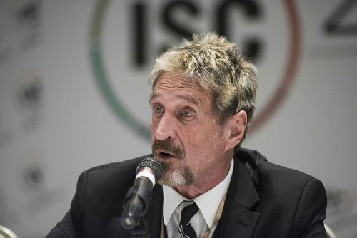 BREAKING: John McAfee Found Dead in Spanish Prison Cell