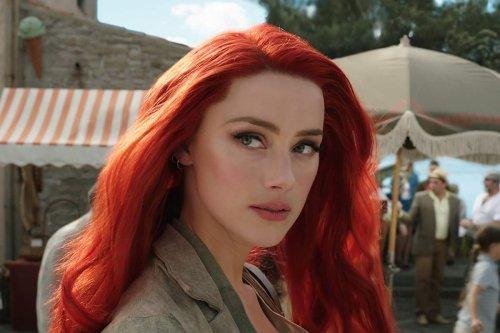 Despite Vicious Online Campaign, Amber Heard Will Return for Aquaman 2