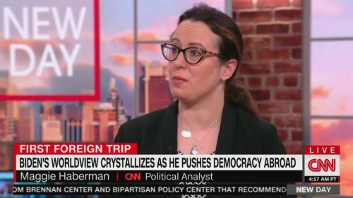 Trumpian FOMO? Maggie Haberman Reports Biden-Putin Summit Underscored for Trump 'He's Not President Anymore'