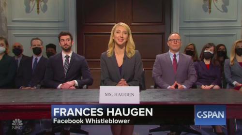 Saturday Night Live Cold Open Mocks Senators Responding to Facebook Whistleblower Testimony: 'Well, Ted Cruz Sucks Isn't Really Misinformation'