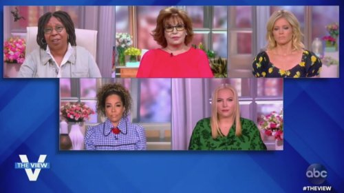 The View Tears Congressional GOP Over Cheney Ouster Vote