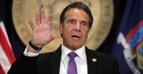 Andrew Cuomo Reportedly Getting Over $5 Million for Book Deal