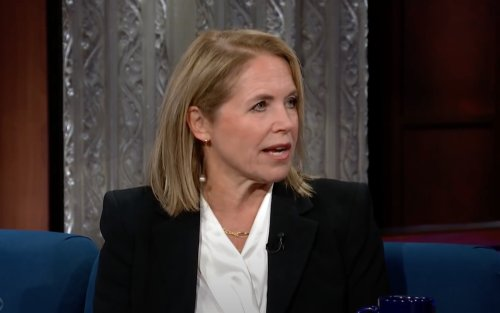 Katie Couric Calls Out CNN: They Should Admit 'Bad Decision' to Let Chris Cuomo 'Yuck it Up' With His Brother During Pandemic