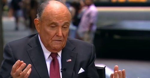 Rudy Giuliani Says He's 'More Than Willing To Go To Jail' But Did Nothing Wrong in Amazing Interview with NBC New York