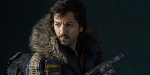 Things We Saw Today: Cassian Andor Alive and Well in New Set Pictures From the Disney+ Star Wars Series!