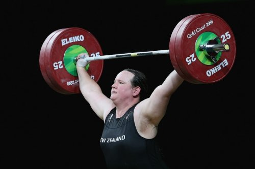 Laurel Hubbard to Make History as the First Openly Transgender Athlete to Compete in the Olympics!
