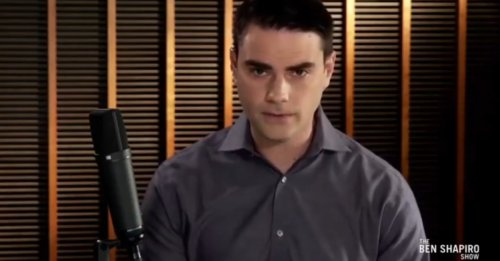 Ben Shapiro Gets Smoked On Twitter For Suggesting Crimes Should Be Banned: 'I Agree With Ben. We Should Make Crimes Against The Law'