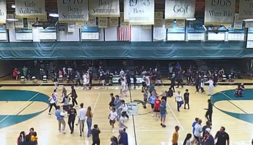 'Racism, Classism and Colorism' Trumps High School Basketball Game After Winning Team Throws Tortillas at Opposition