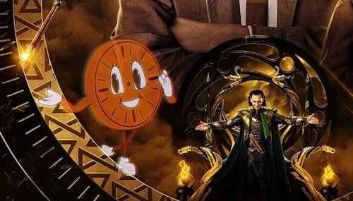 WTF Is Even Happening in This New Loki Series Poster?