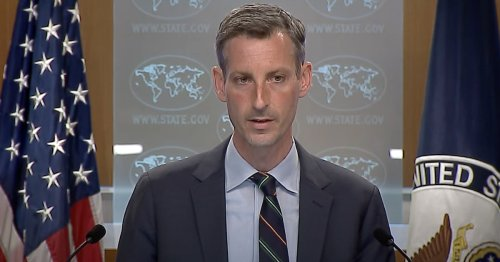 Matt Lee Grills State Department Spokesperson Over Cuba Sanctions