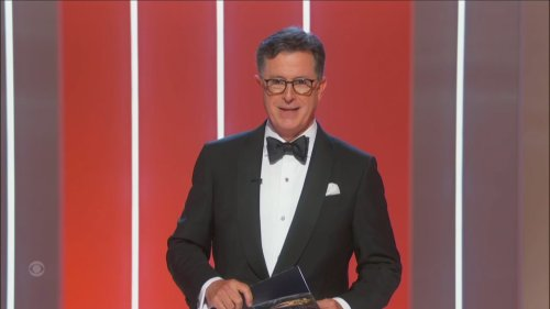 Stephen Colbert Blasts Costly California Recall Election: 'The Marvelous Mrs. Larry Elder'
