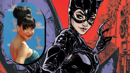 Naya Rivera's Voice (and Hiss) Lives on in Role as Catwoman in The Long Halloween Animated Film
