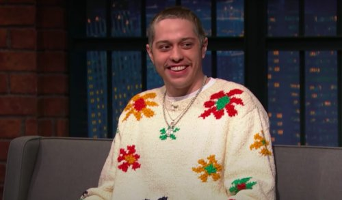 Pete Davidson Backs Upcoming 'SNL' Host Elon Musk: 'I Don't Know Why People Are Freaking Out'