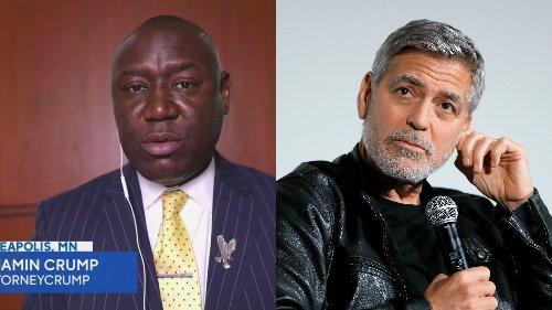 George Clooney Gave Stunning Recommendation on How to Refute Derek Chauvin Defense
