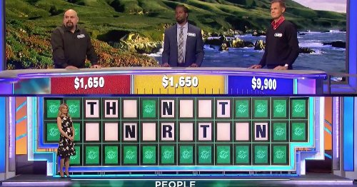 Wheel of Fortune Contestant Matt Stuns Pat Sajak With Bad Guess