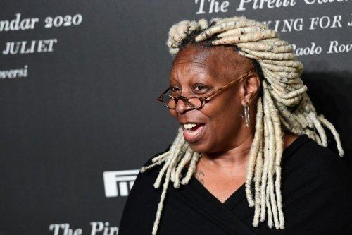 Whoopi Goldberg Writing Superhero Movie Centered on an 'Older Black Woman'
