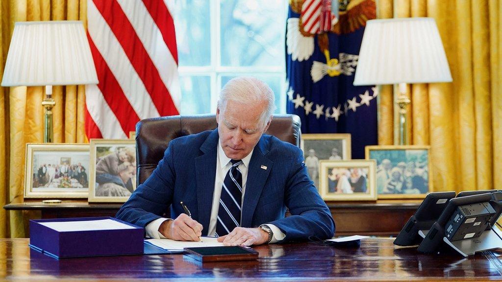 Biden's America - cover