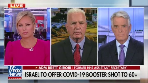 Trump Covid Official: If You Aren't Vaccinated You WILL Get Delta Variant — It's Just a Matter of Time