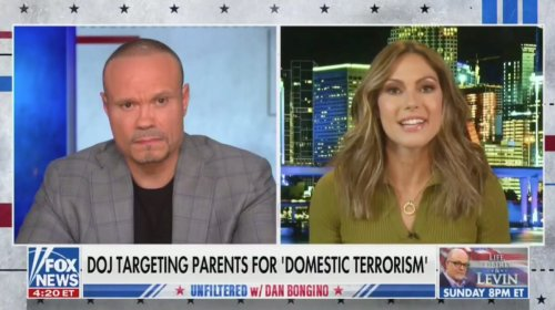 Fox News Contributor Boasts to Bongino That She is Unvaccinated: 'I'm Doubling Down as a Middle Finger to Biden's Tyranny'