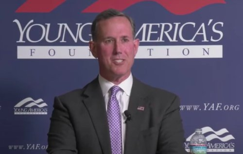 CNN's Rick Santorum Blasted By Cable News Hosts, Former CNN Pundits, and a Congressman For Comments on Native Americans