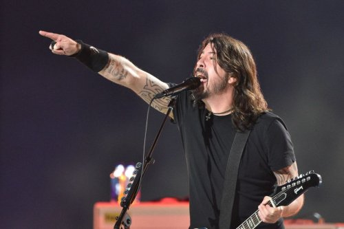 'This Is A F*cking Rock Concert!': Foo Fighters' Dave Grohl Celebrates Playing First Live Set in Over a Year at Pro-Vaccine Show