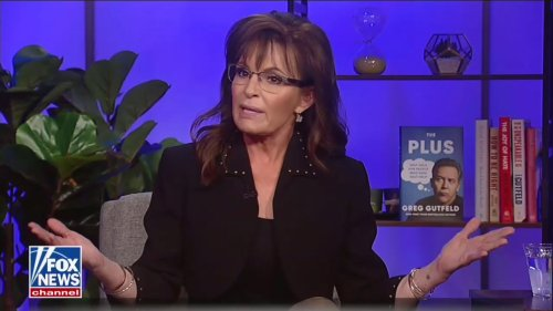 Sarah Palin Reveals She Has Not Gotten Vaccinated Because She Believes in Science