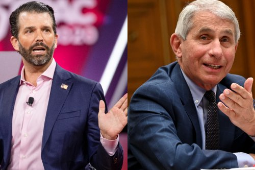 Don Jr. Goes OFF on Fauci as a 'Bureaucrat in a Lab Coat' in Interview with Lisa Boothe: 'He Cost Lives'