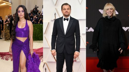Camila Cabello, Billie Eilish, DiCaprio and Other Stars Call on Entertainment Industry to Demand Government Action on Climate