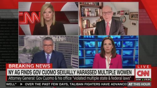 'Devastating Indictment of the Governor': CNN Panel Goes OFF on 'Shocking' and 'Horrific' Details in Cuomo Report