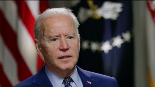 WATCH: Joe Biden Says 'I Don't Think The American People Are Racist' in Response to Tim Scott Rebuttal