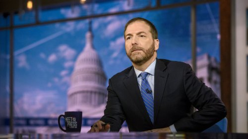Chuck Todd on the Future of Meet the Press and Handling Election Deniers