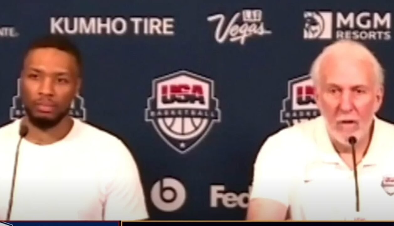 Gregg Popovich Belittles Reporter After USA Olympic Loss