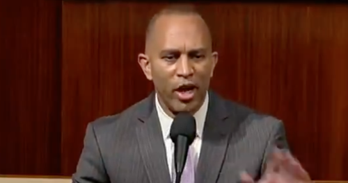 Hakeem Jeffries Excoriates Trump on House Floor: Is He a 'Pathological Liar,' 'Sociopath,' 'Malignant Narcissist,' or 'All of the Above?'