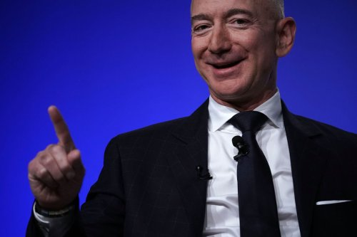 Jeff Bezos Building $500 Million Superyacht (Twice What He Paid for the Washington Post) — Plus a 'Support Yacht' With A Helipad: Report