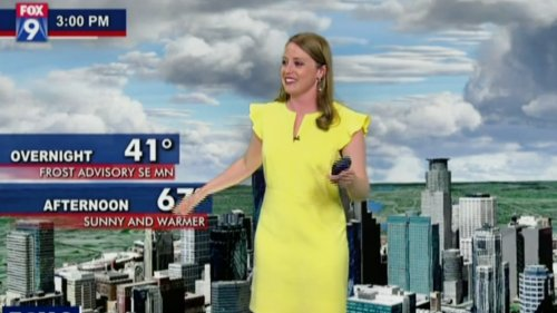 WATCH: Entire Local News Crew LOSES It Laughing When Weather Report Goes Hilariously Wrong