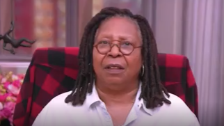 Meghan McCain Bemoans Rhetoric Around 'Mostly Peaceful' Demonstrations, Whoopi Goldberg Reminds Her That Most Protestors 'Are Not Violent'