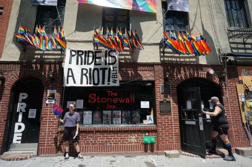 Stonewall Inn Is Banning Anheuser-Busch's Hypocrisy-Soaked Beers This Pride Weekend