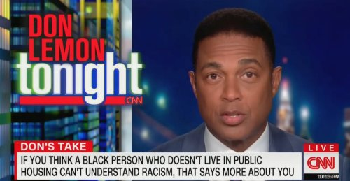 Don Lemon Responds to Tucker Carlson Segment on His House: 'Says Much More About You and Your Ignorance'