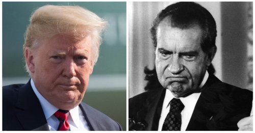 Poll: Trump and Nixon Only Presidents Viewed Unfavorably by Majority of Americans, Lincoln Most Popular