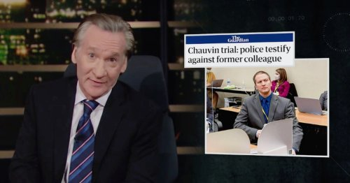 Bill Maher Claims Murderer of George Floyd 'Was Not Backed Up By His Fellow Officers' in Rant Slamming Liberals