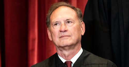 Justice Alito Dissent Muses About a Potential War Between Texas and California