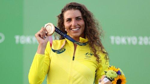Australian Canoeist Uses Olympic-Issued Condom to Fix Her Damaged Kayak Before Winning Bronze