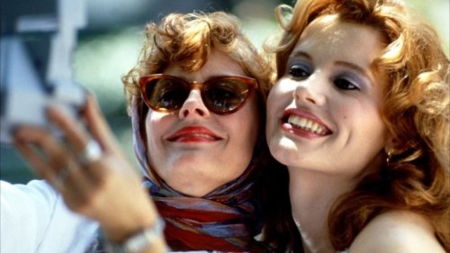 """Susan Sarandon Calls Out """"White Heterosexual Males"""" for Their Personal Response to Thelma and Louise"""