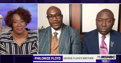 Philonise Floyd Says Teenager Who Filmed Derek Chauvin 'Changed the World': 'There's No Way That I Can Repay Her'