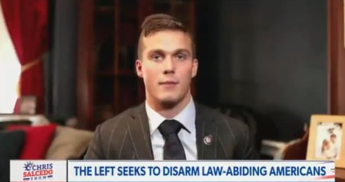 GOP Rep. Cawthorn Says Armed Citizens Could Overthrow a Tyrannical U.S. Government: 'Ask the Viet Cong How They Handled the Marines'