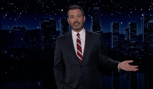 Jimmy Kimmel Goes After GOP For Ousting Liz Cheney: 'I Thought These Guys Hated Cancel Culture'