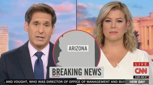 CNN's John Berman: 'No One has Lost the State of Arizona More than Donald Trump'