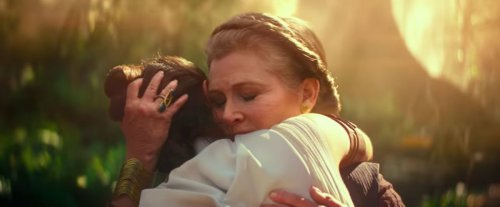 Thank You Star Wars for Giving Me Carrie Fisher